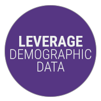 Leverage Demographic Data
