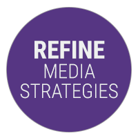 Refine Media Strategies