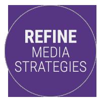 Refine Media Strategies