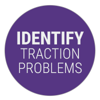 Identify Traction Problems