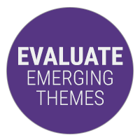 Evaluate Emerging Themes