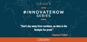 #InnovateNow With RaeAnn Pickett: Dive Into Data