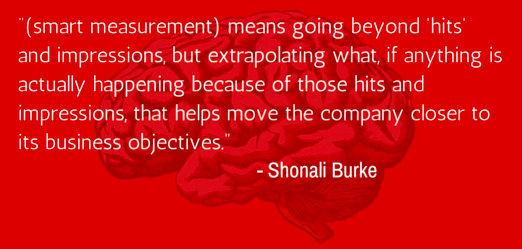 Smart PR Measurement - Shonali Burke