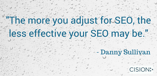 Danny Sullivan - SEO - Content Marketing