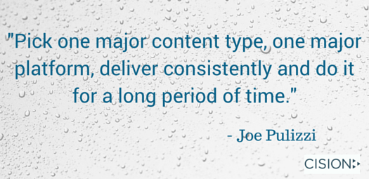 Joe Pulizzi - Content Marketing
