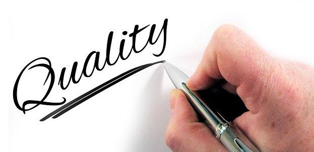 Quality - Content Marketing