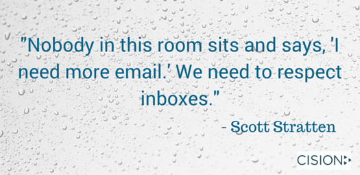 Scott Stratten - Email Marketing