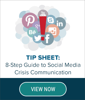 8 Step Guide to Social Media Crisis Communication