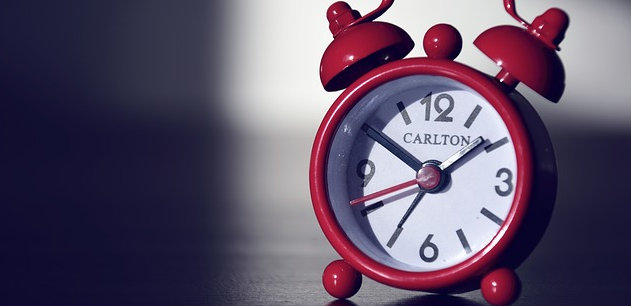 Alarm Clock - Calm Down PR