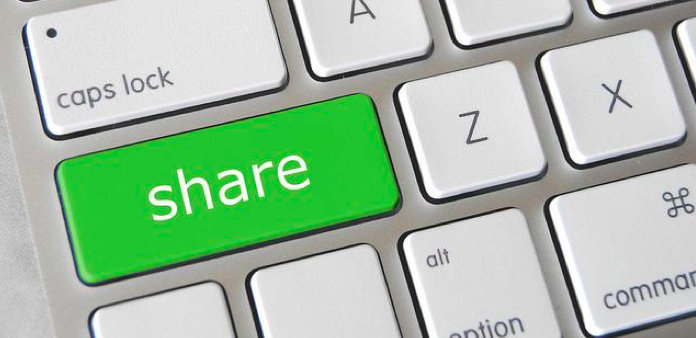 Share - Social Media for Content Marketing