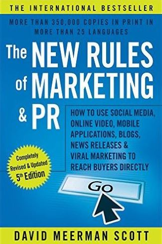 New Rules of Marketing PR