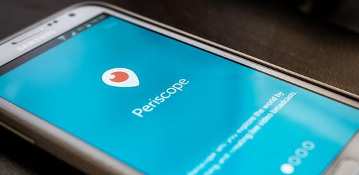 Live-Streaming-Periscope