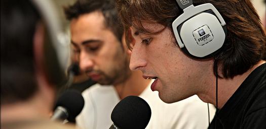 Podcasting-Studio