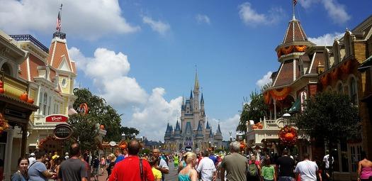 Travel-Disney