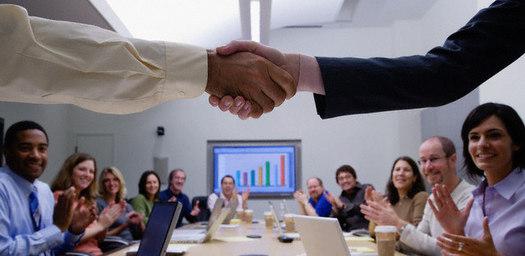 Networking-Handshake