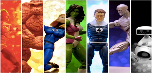 Fantastic-Four-Superheros