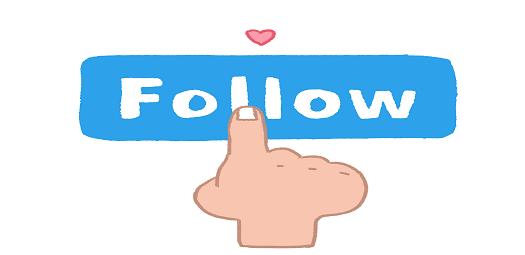 follow-social-media