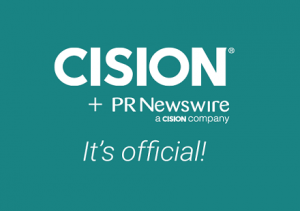 Cision Completes Acquisition of PR Newswire