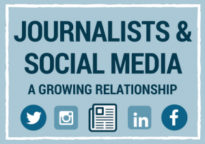 Infographic: How Journalists Use Social Media in 2016