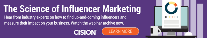 science of influencer marketing