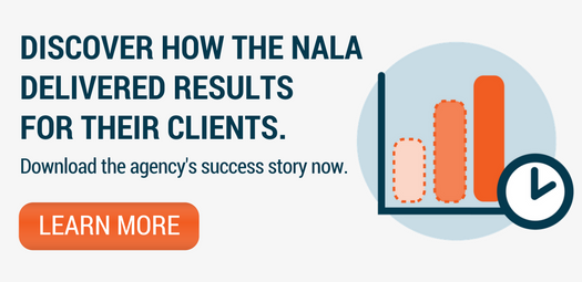 NALA PR Firm success story