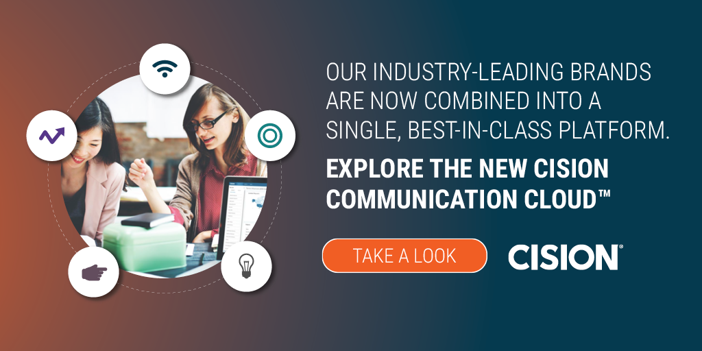 Cision Communication Cloud Blog End Banner