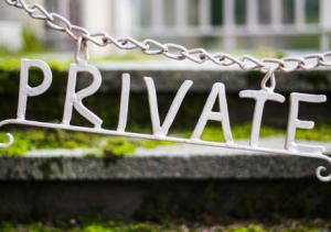 Personal Versus Private in PR and Social Media