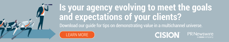 Is your agency evolving to meet the goals of your clients