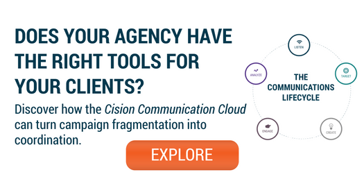 cision communication cloud cta