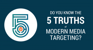 Do You Know the 5 Truths of Modern Media Targeting?