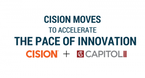 Cision Moves to Accelerate Pace of Innovation