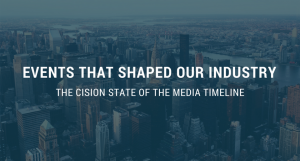 Infographic: Key 2016 Events That Shaped the Media Industry