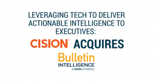 Leveraging Tech to Deliver Actionable Intelligence to Executives
