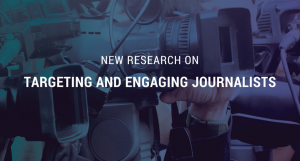 Infographic: How to Target and Engage Journalists