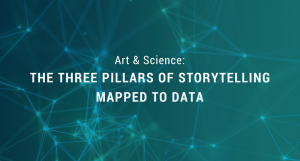 Art and Science: The Three Pillars of Storytelling Mapped to Data