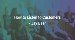 Listen to Your Customers: Why You Need to Embrace Customer Complaints
