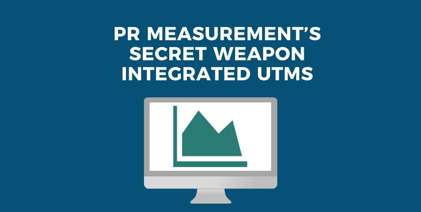 PR Measurement Integrated UTM