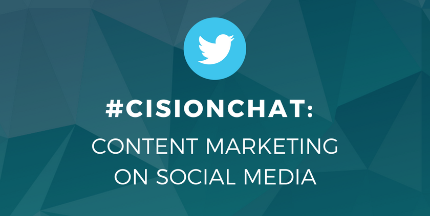 CisionChat: Content Marketing on Social Media