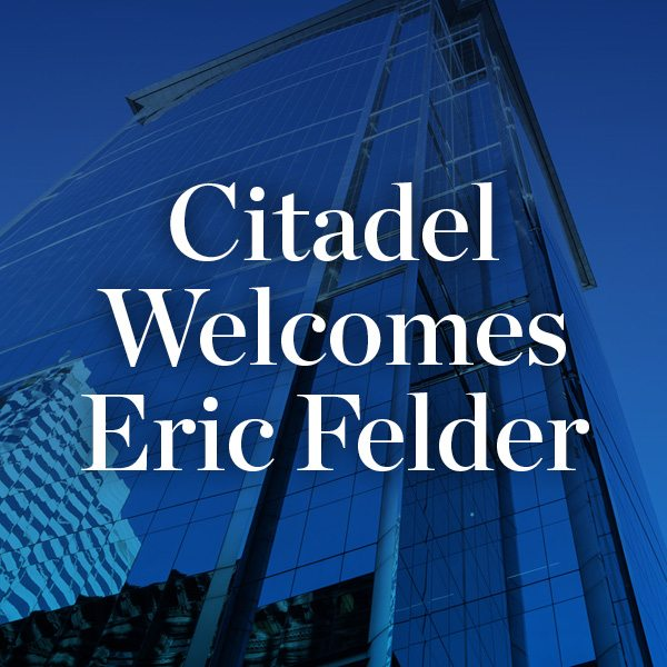 Citadel trading strategies