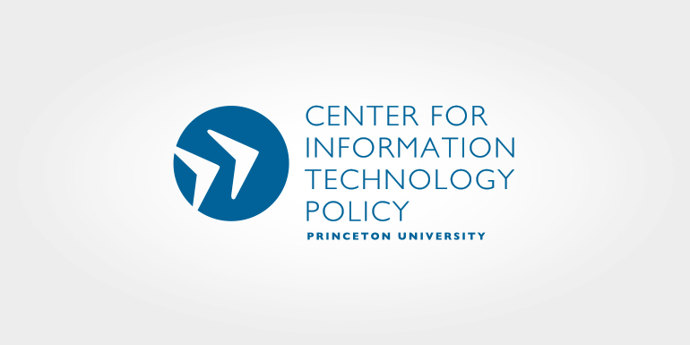 Sociologist Matthew Salganik to lead Center for Information Technology Policy