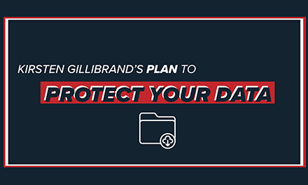 Microsoft Visiting Professor, Ari Ezra Waldman, assisted Sen. Gillibrand with landmark legislation to create a Data Protection Agency