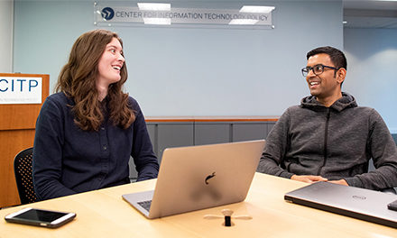 Student projects use computing to ensure technology serves society