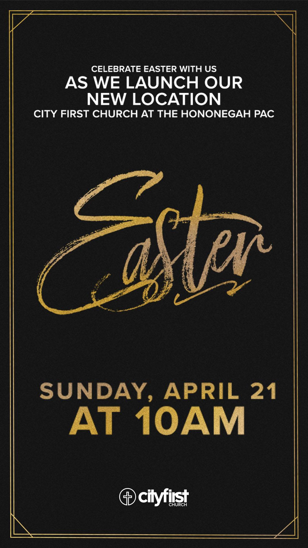 Share Easter (Hononegah) | City First Church