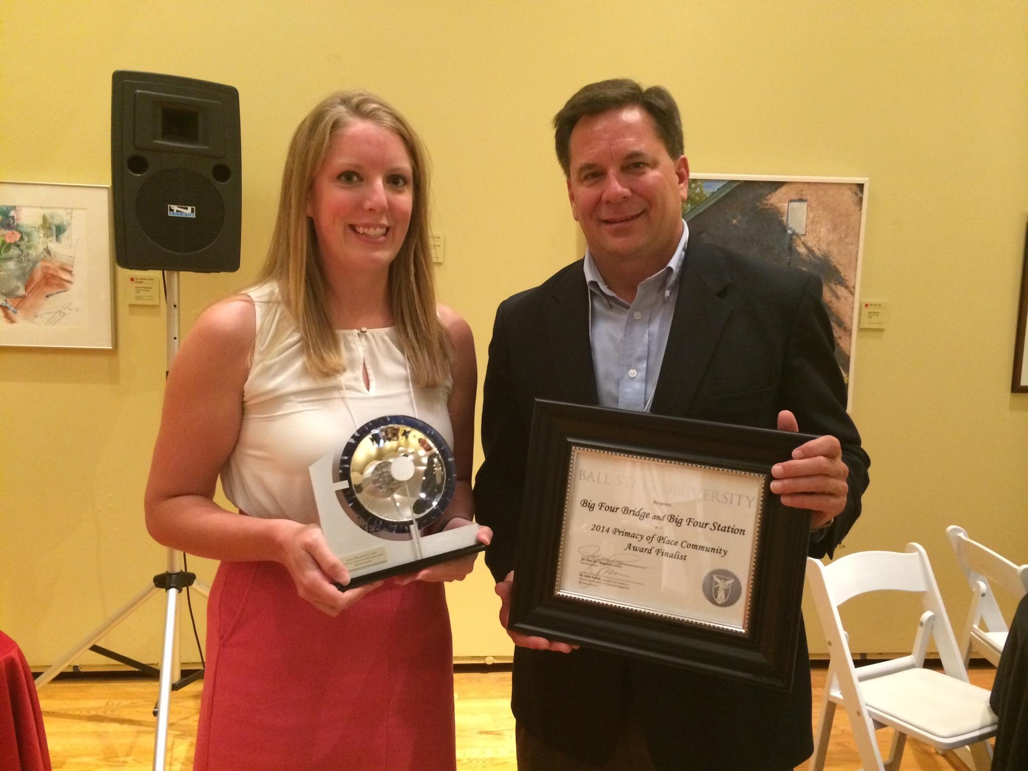 Ball State Award