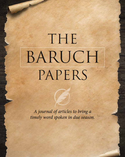 baruch papers cover