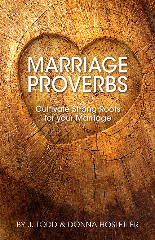 marriage proverbs cover