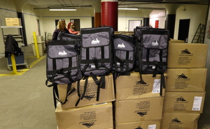 Citypak bags and boxes