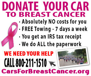 Image 1 | CarsForBreastCancer Car Donation