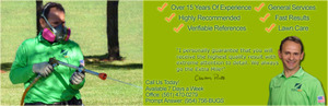 Image 2 | Extra Mile Pest Control & Lawn Solution