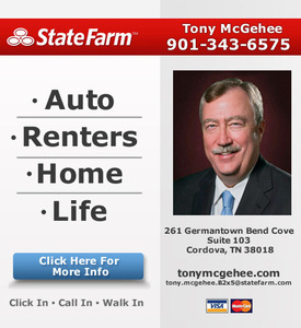 Image 2   Tony McGehee- State Farm Insurance Agent